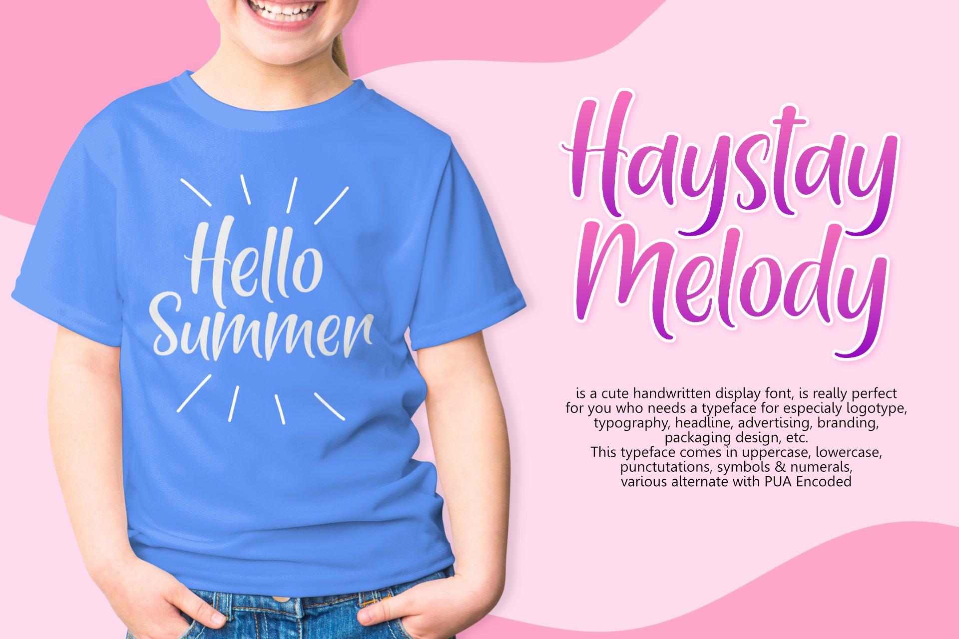 Haystay Melody example image 6