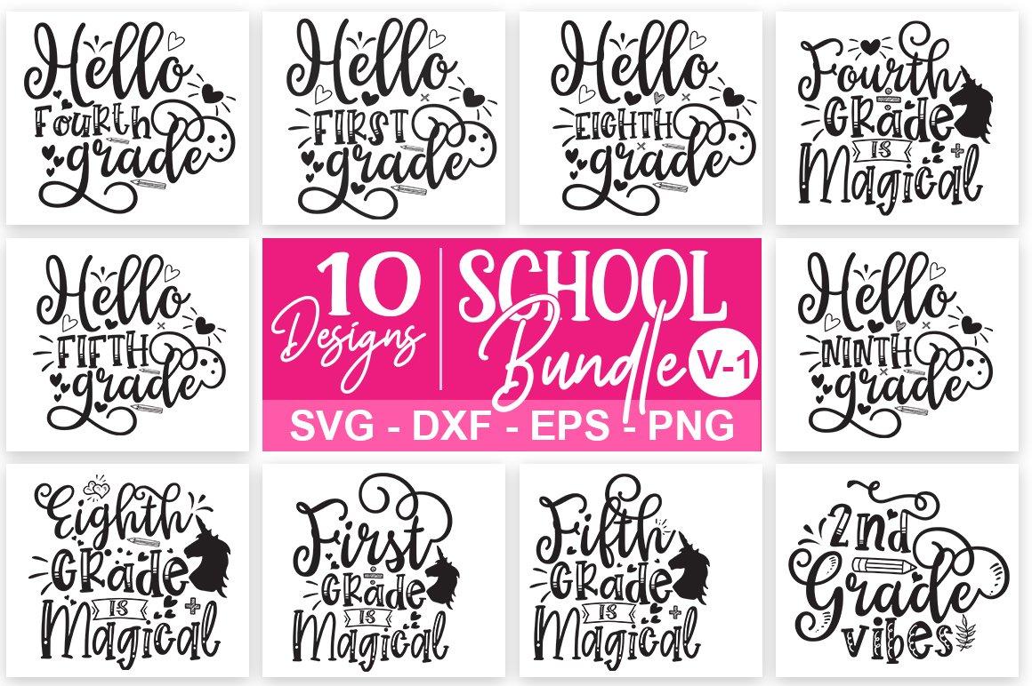 650 Designs | Massive Bundle,The Huge SVG Bundle,Big Bundle example image 12