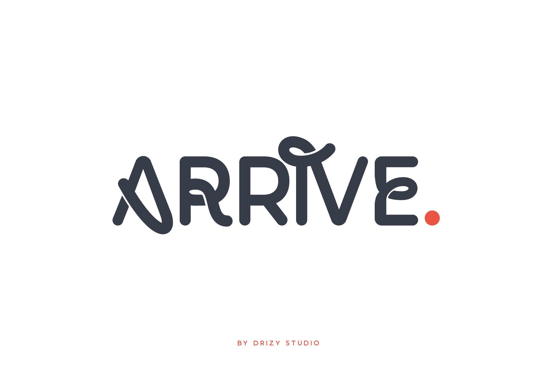 Maka Typeface example image 3