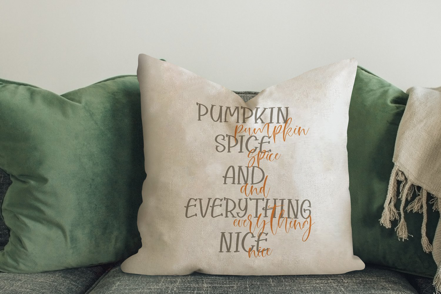 Autumn Dreams Font Duo example image 2