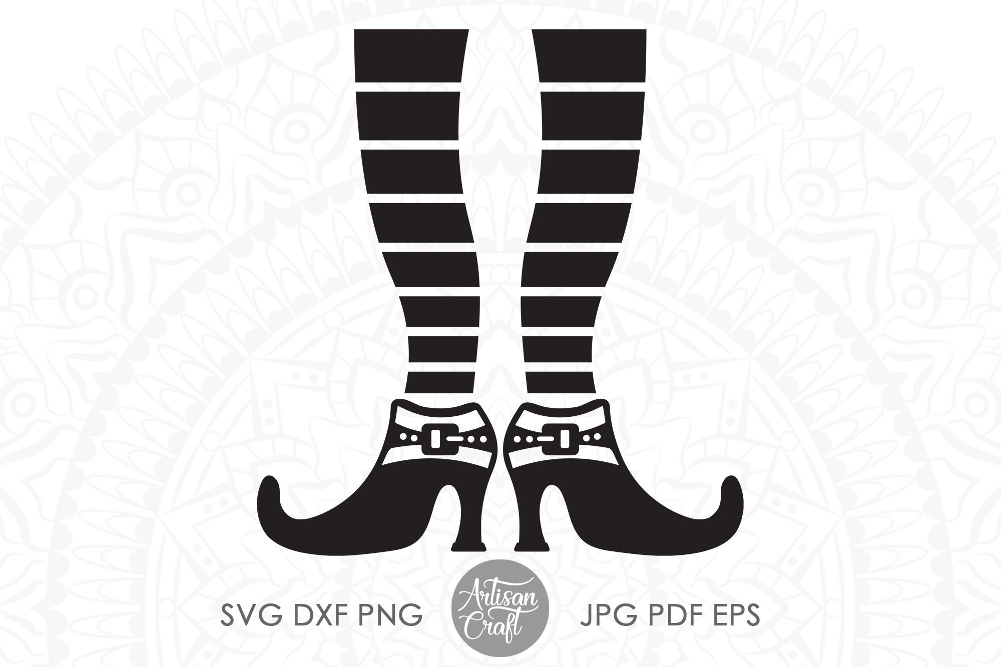 Witches Legs Svg Halloween Witch Legs Witches Shoes 884539 Cut Files Design Bundles