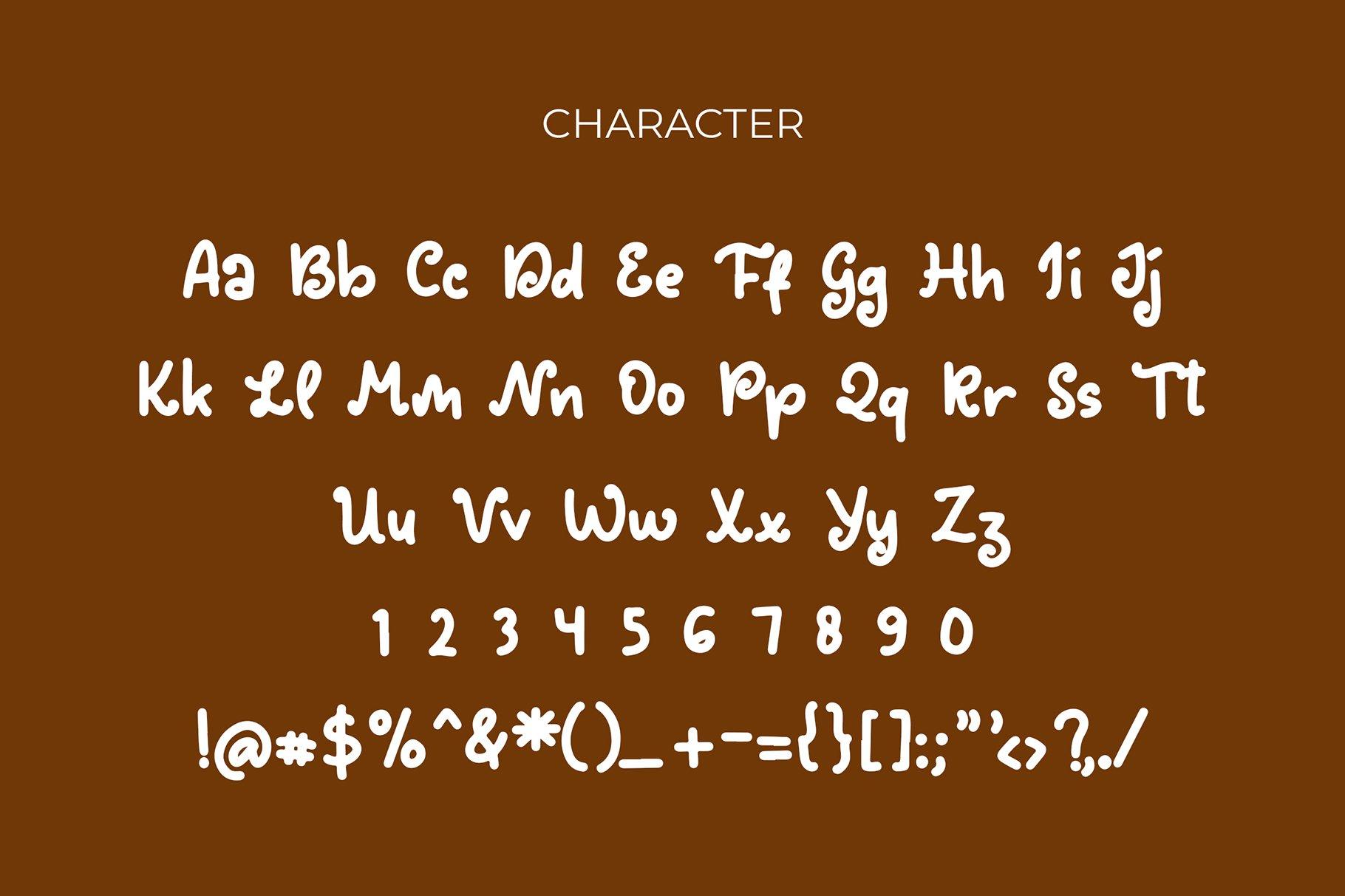 Balita Kids Display Font example image 4