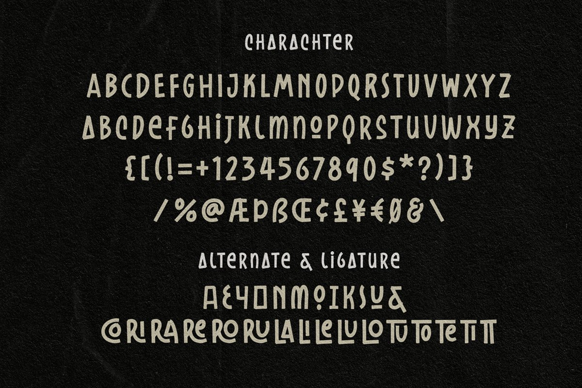 Labroses Quirky Typeface example image 9