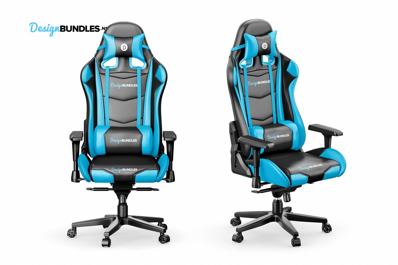 Gaming Chair Mockups example image 8