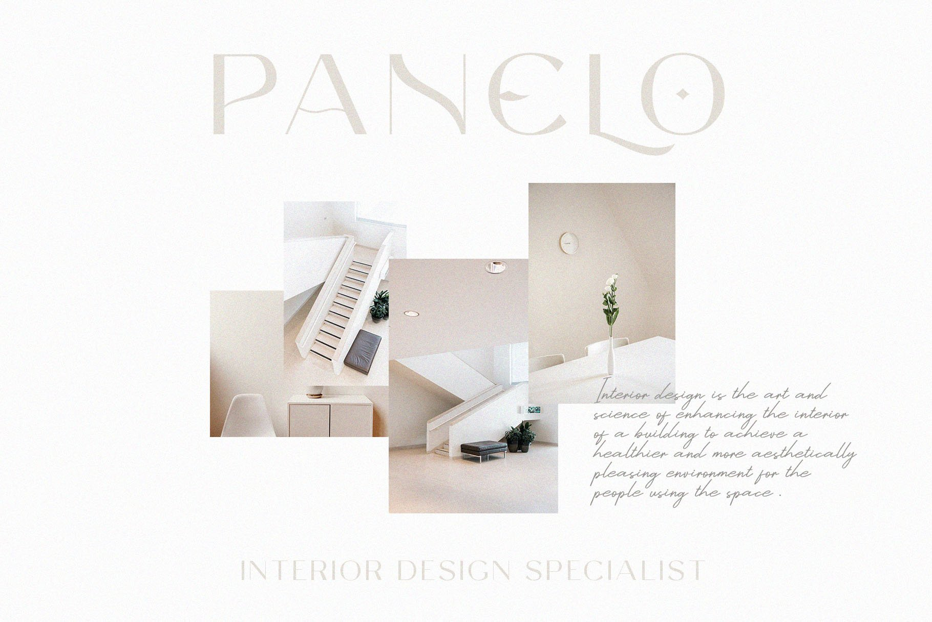 Celine Peach - A Luxury Font Duo example image 10