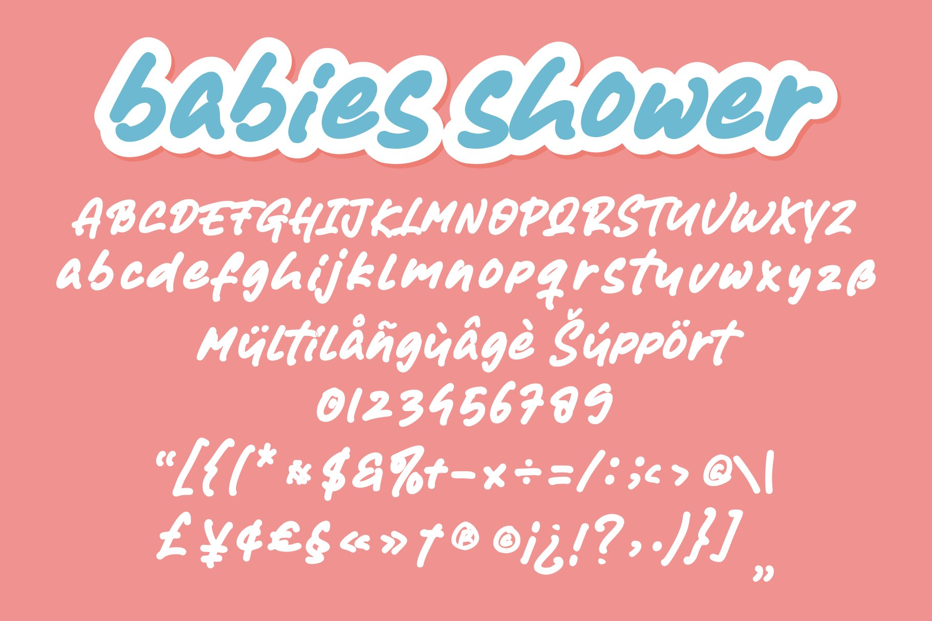 Babies Shower example image 6