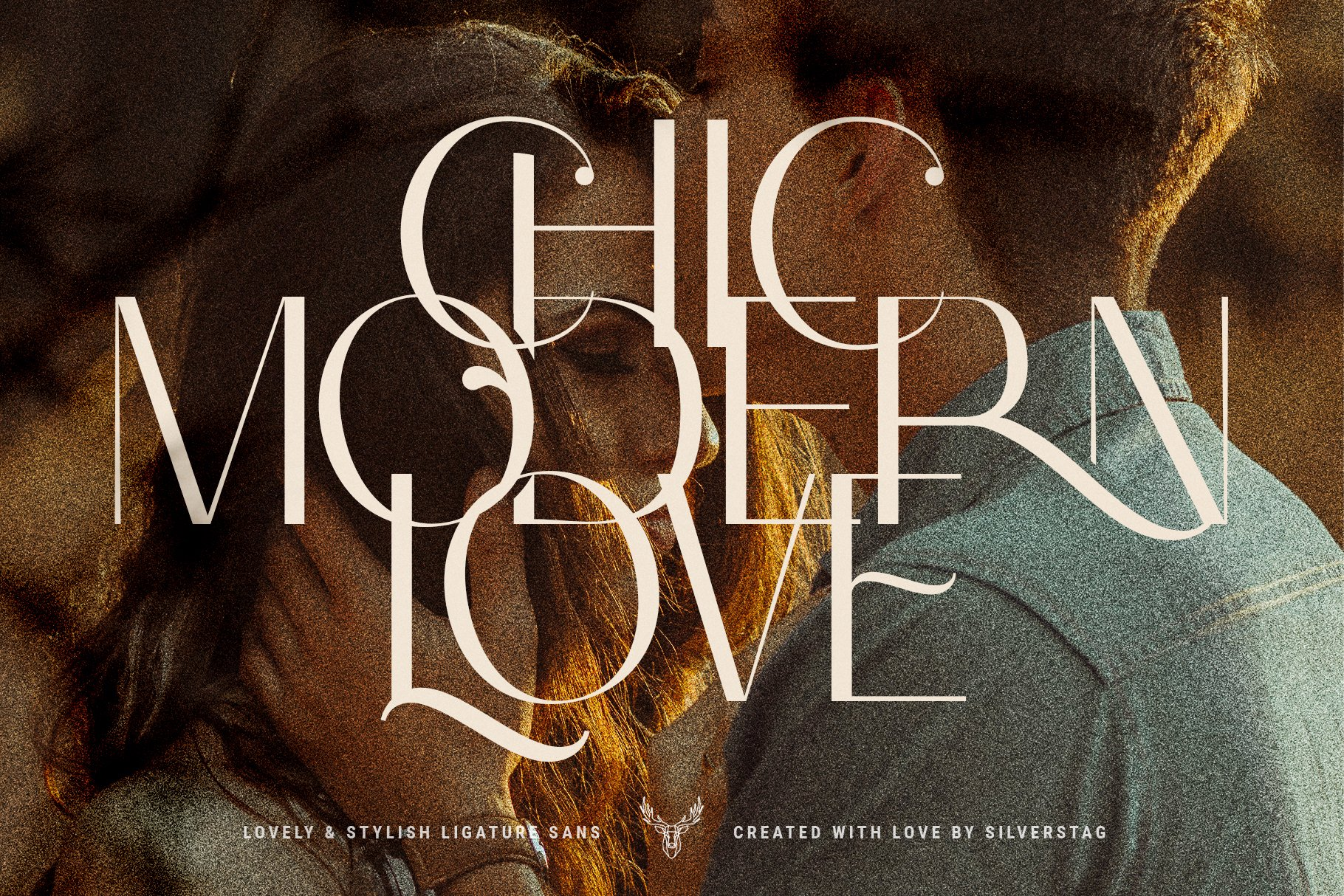 Celine - Chic Ligature Sans Font & Extras example image 7