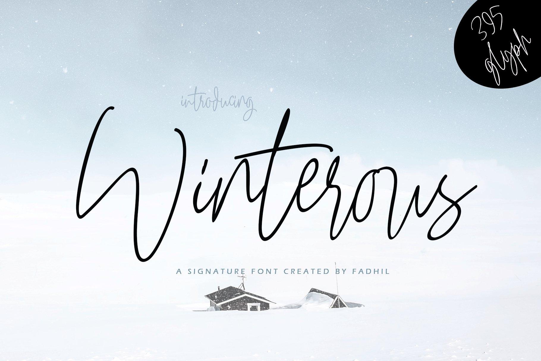 Winterous Duo example image 7