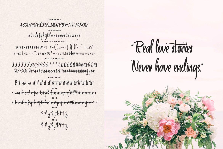 Artics Snow - Handwritten Font example image 5
