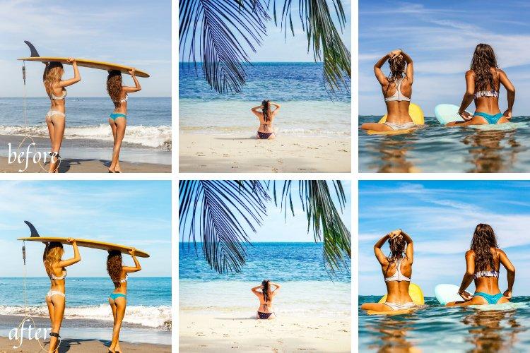 Ocean Life Mobile & Desktop Lightroom Presets example image 8