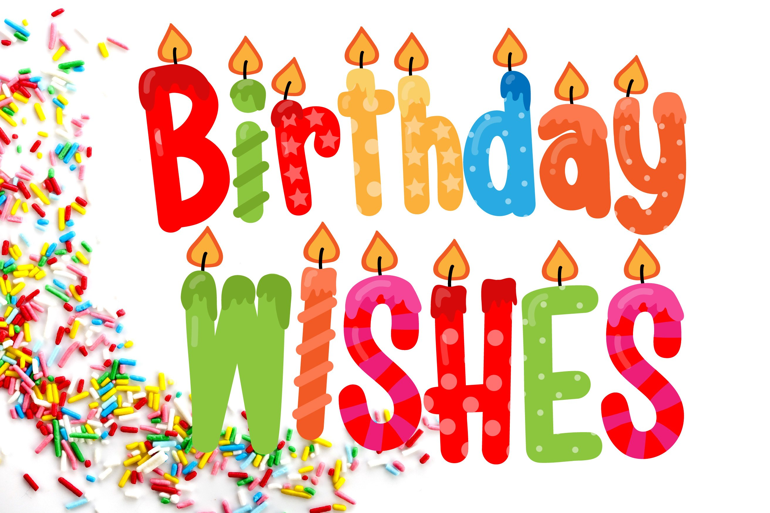 Birthday SVG Font Duo example image 1