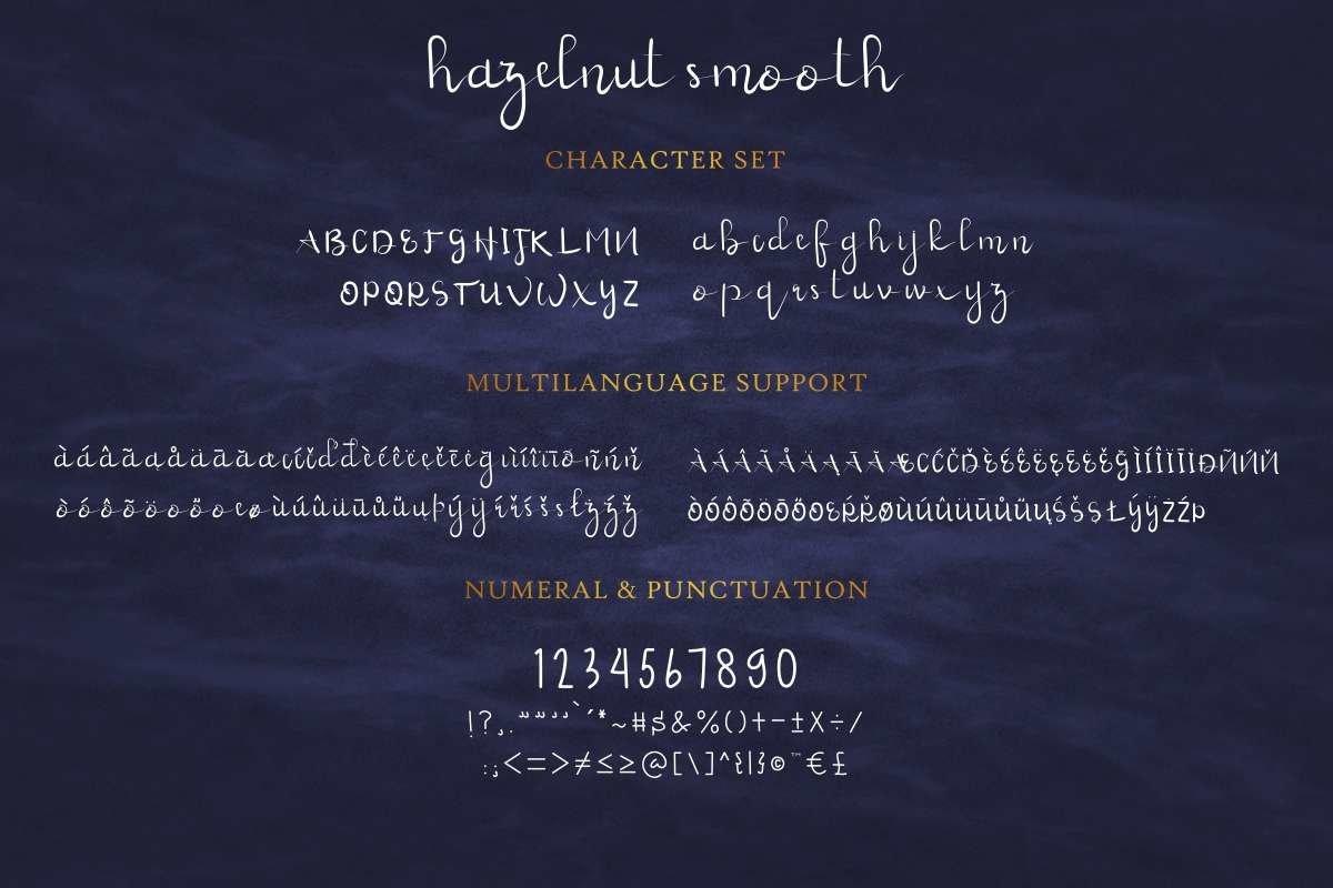 Hazelnut smooth example image 5