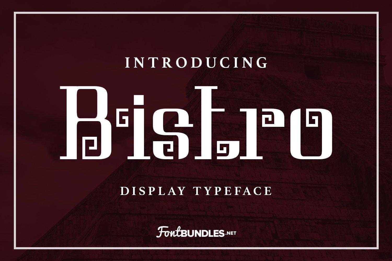 Bistro example image 1