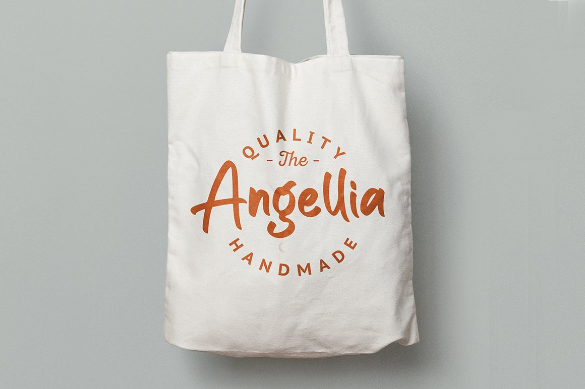 Angellia - Beauty Natural Font example image 6