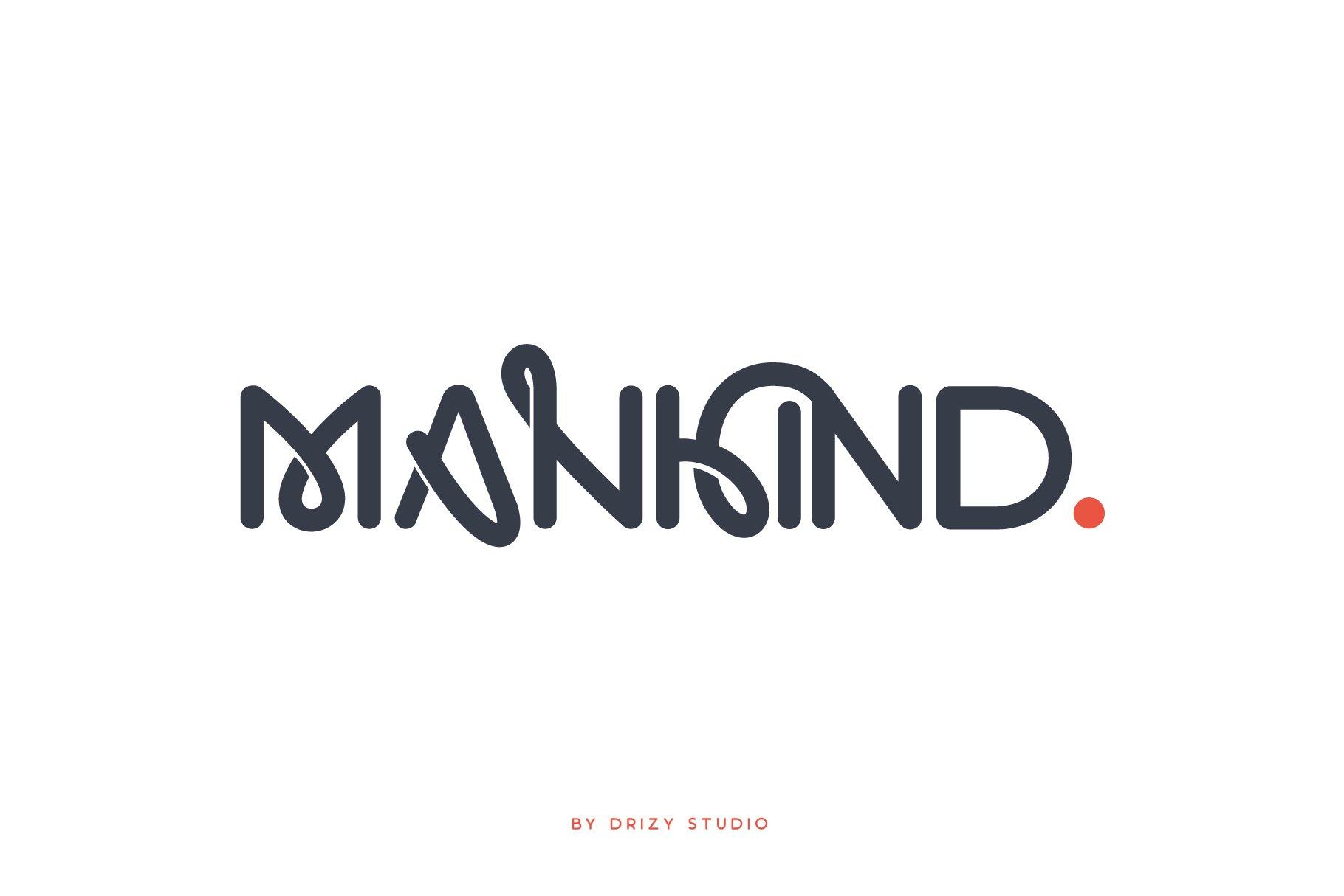 Maka Typeface example image 8