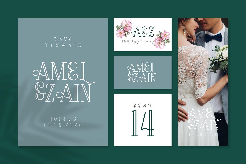 Boileaf - Elegant Display Font example image 3