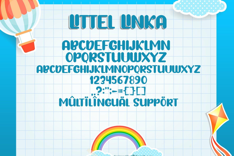 Littel Linka example image 8
