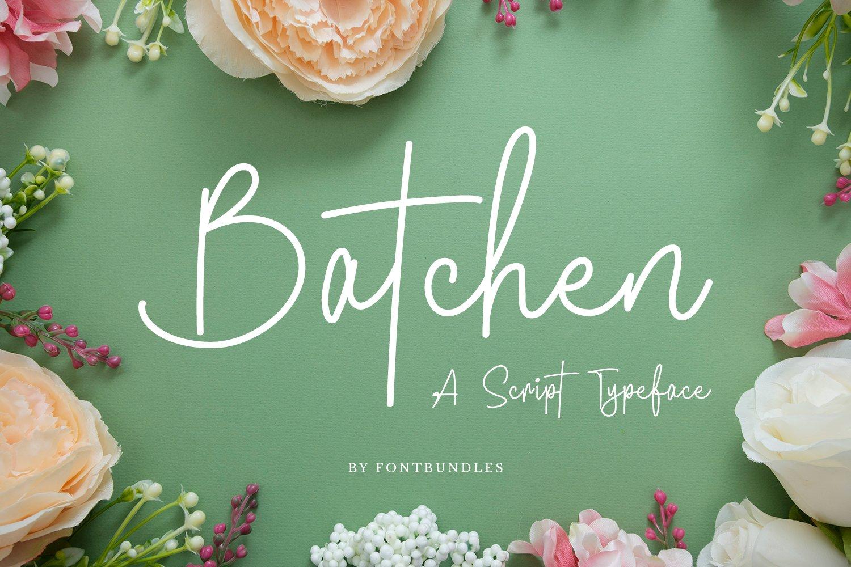 Batchen example image 1