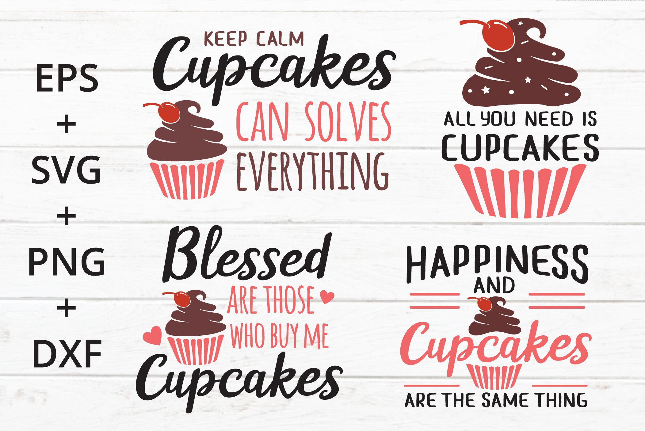 18+ Cupcake Quote Svg, Cutting File And Decal SVG