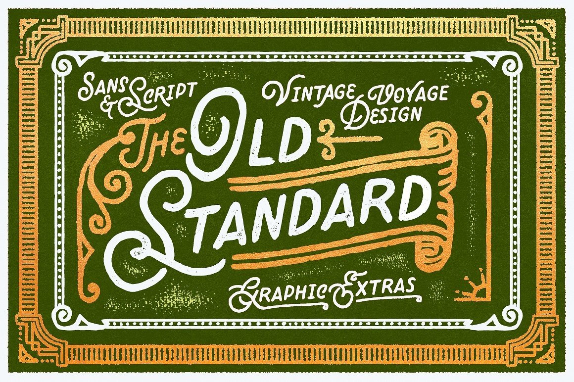 Huge Typographic Pack 60 Logos ! example image 23