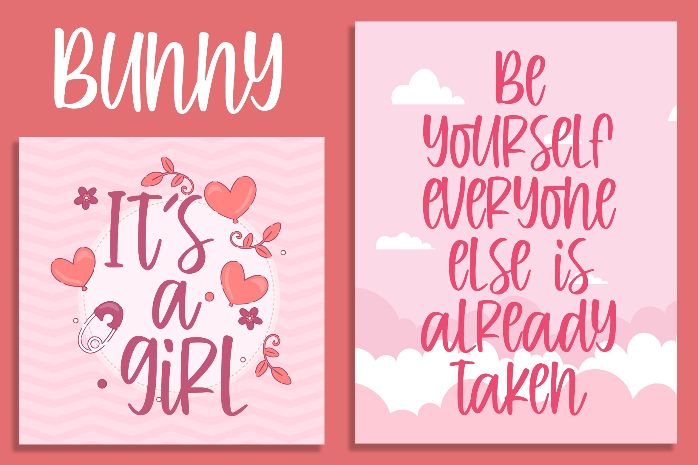 Adora Chalie - Playful Bouncy Font example image 4