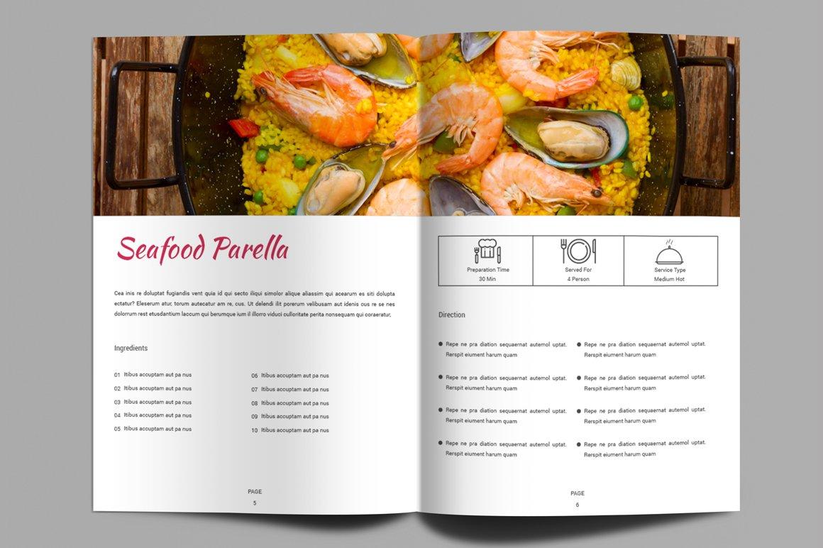 Recipe Book | Cook Book example image 7
