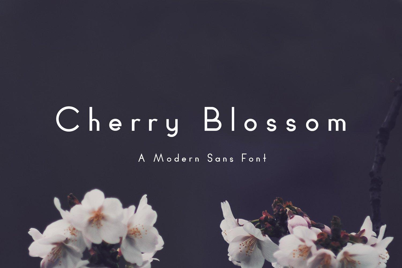 Cherry Blossom example image 1