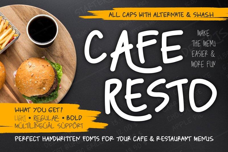Caferesto example image 1