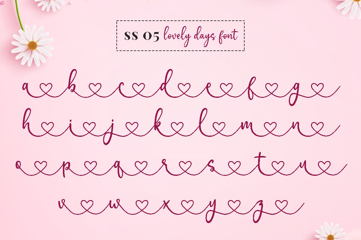 lovely days example image 10