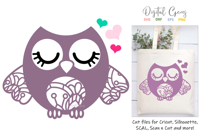 Owl Svg Eps Dxf Png Files 254723 Svgs Design Bundles