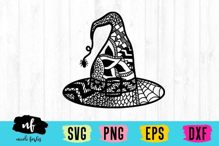 Halloween Zentagle SVG Bundle example image 2