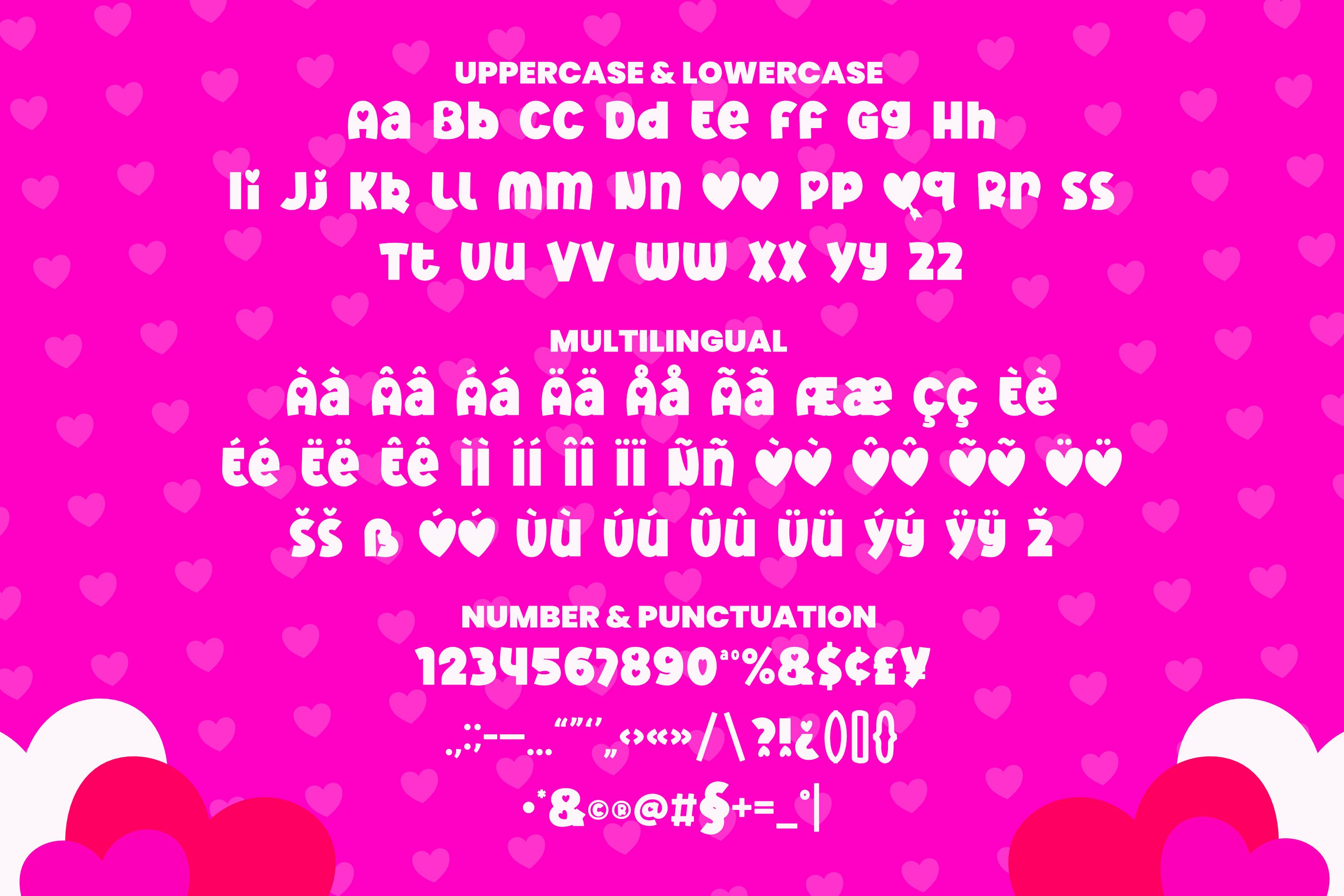 Dinta Font example image 5
