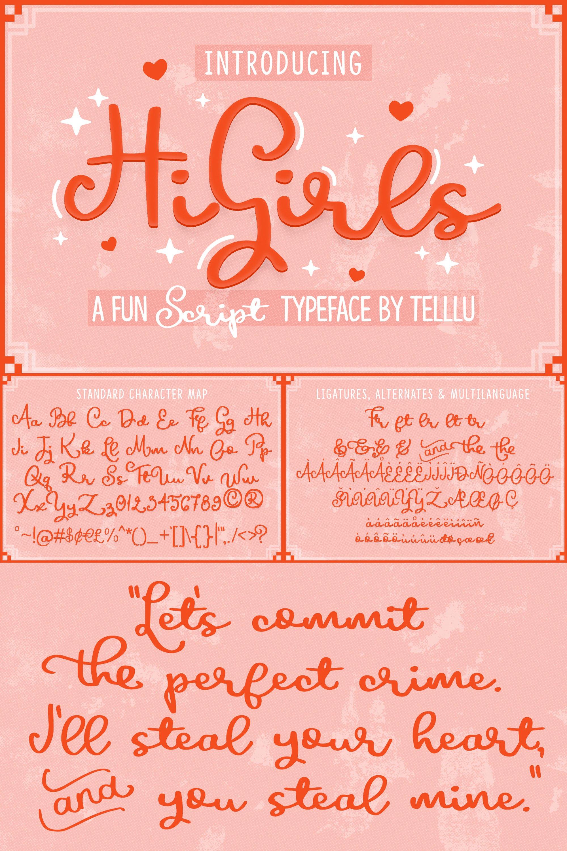 HiGirls Script example image 5