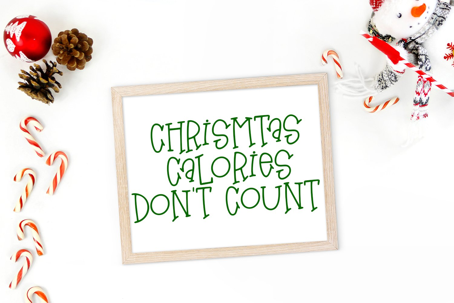 Tacky Sweater - A Quirky Hand-Lettered Font example image 2