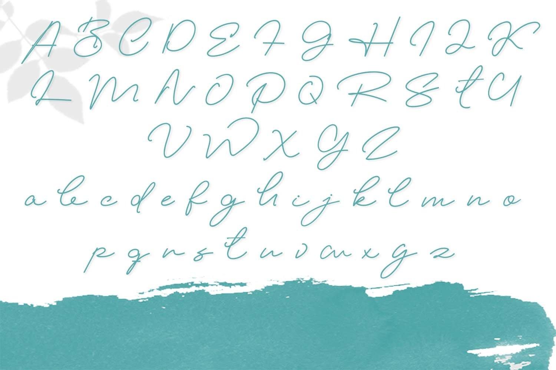 Elizany Handwritten example image 2