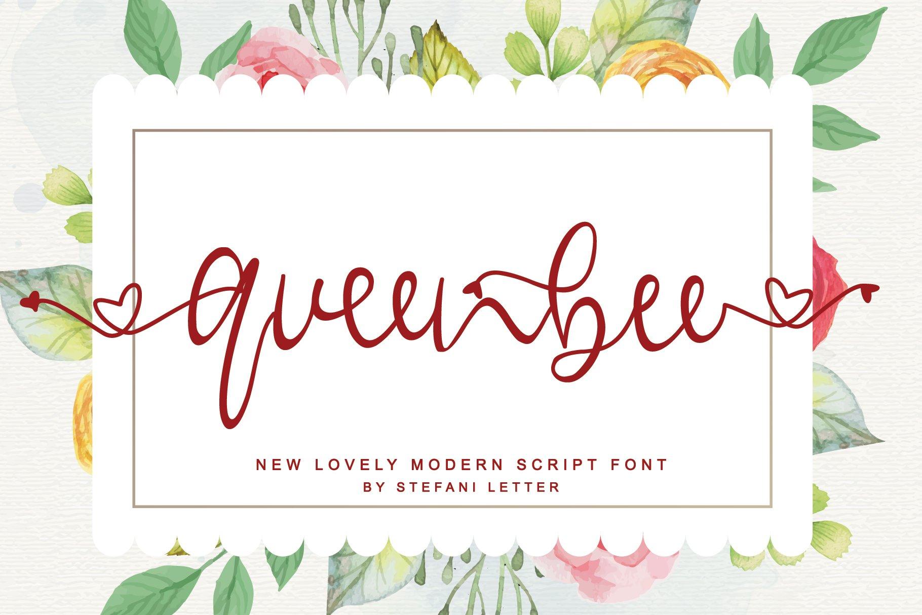 queenbee example image 1