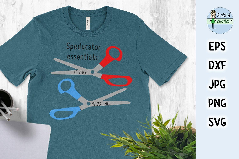 Speducator essentials design example image 1