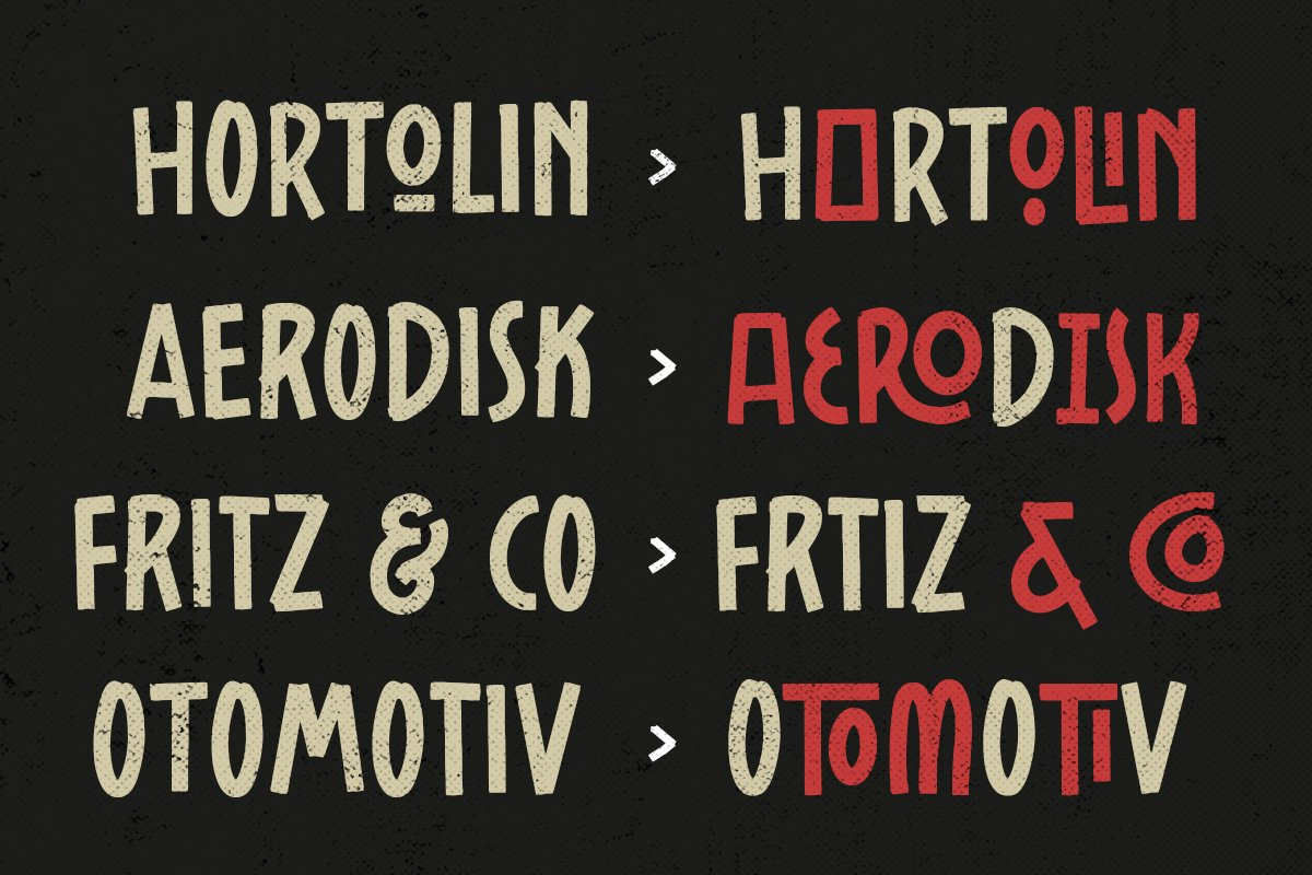 Labroses Quirky Typeface example image 7