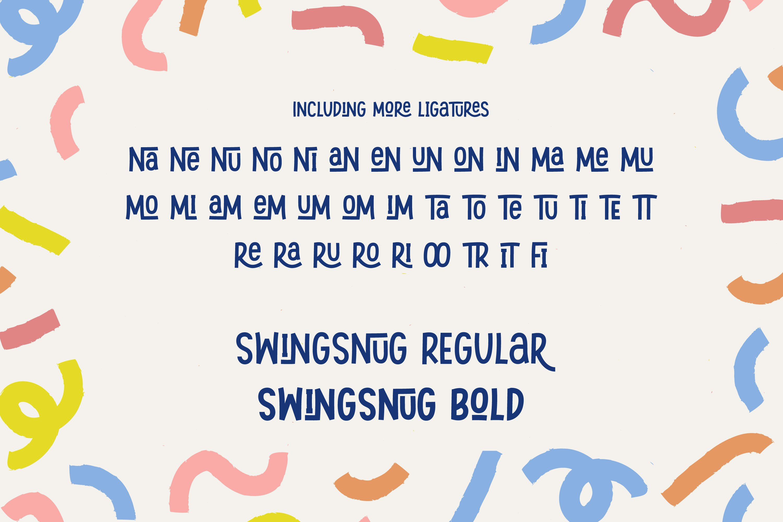 Swingsnug example image 7