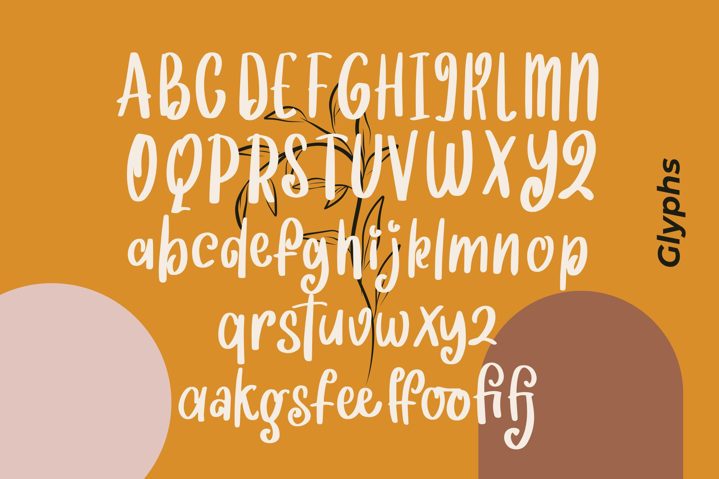 Definta - Fancy Fonts example image 5
