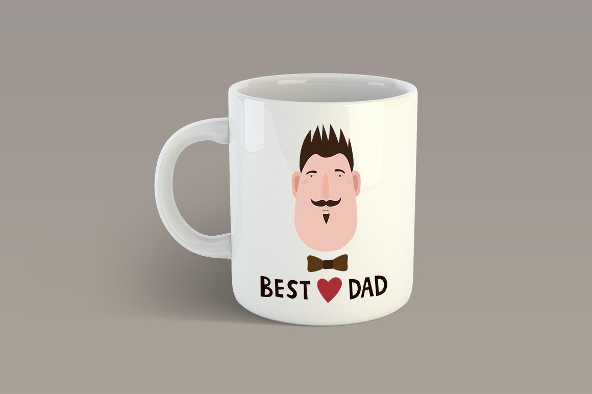 Fathers day greeting card example image 3