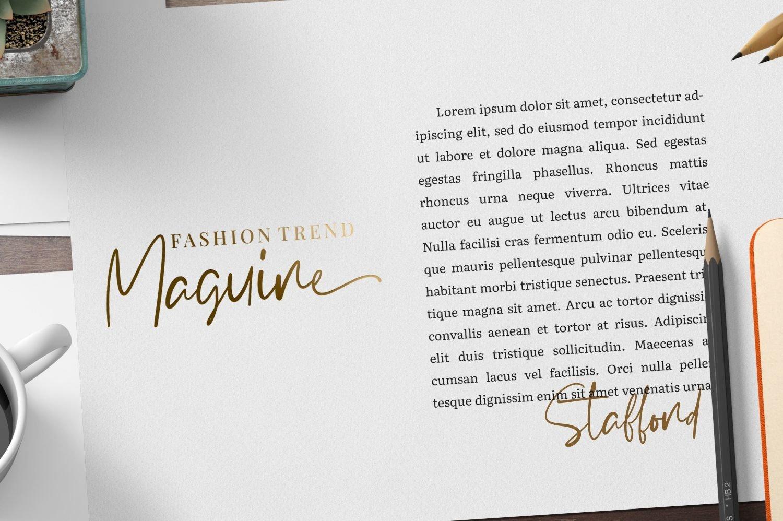 Winalissa - Modern Handwritten example image 10