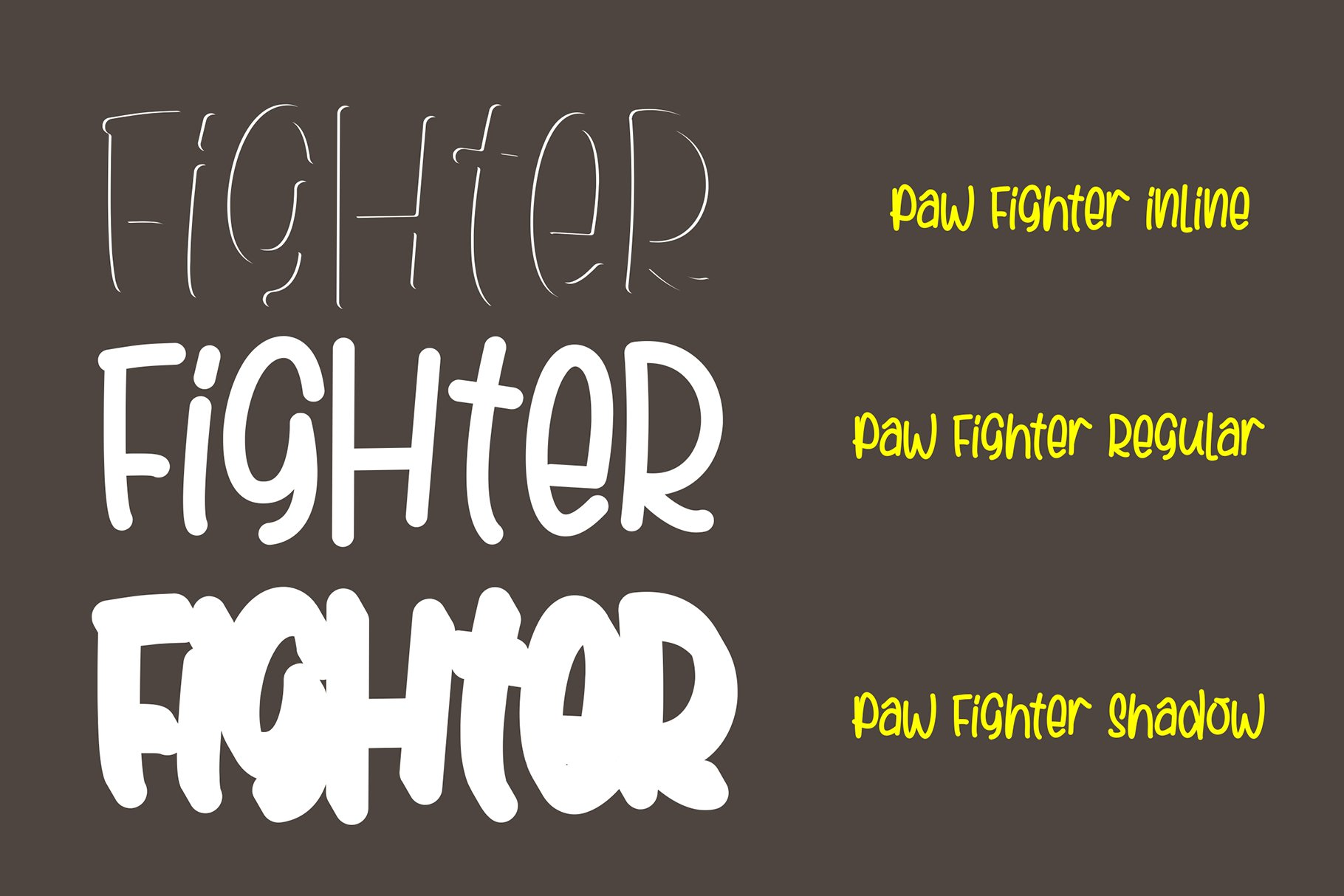 Paw Fighter example image 3