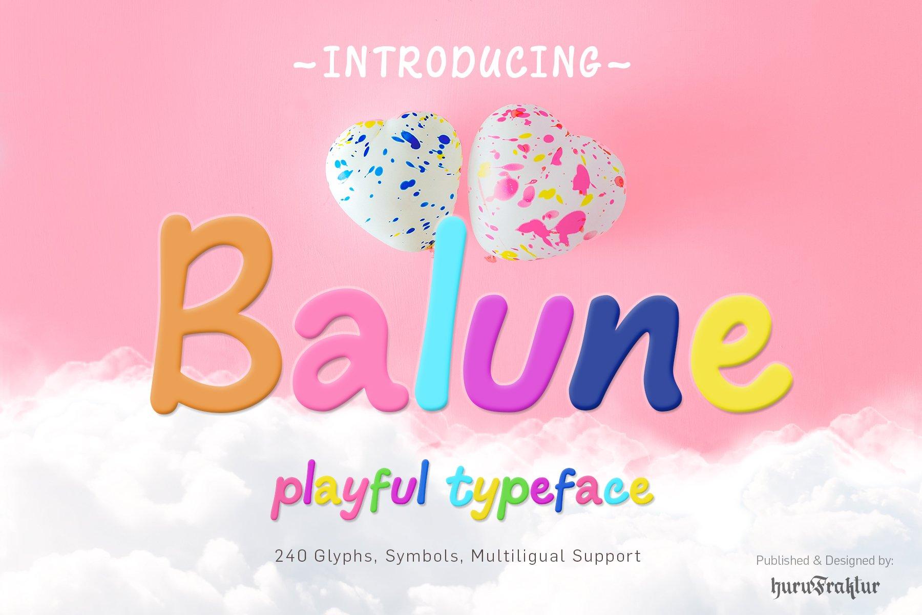 Balune example image 1