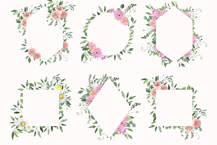 Summer Floral Fields collection example image 10