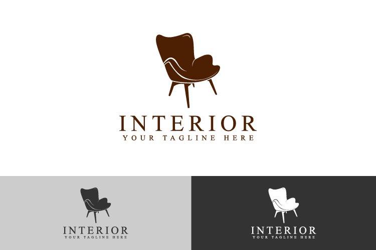 Furniture Chair Logo 385373 Logos Design Bundles