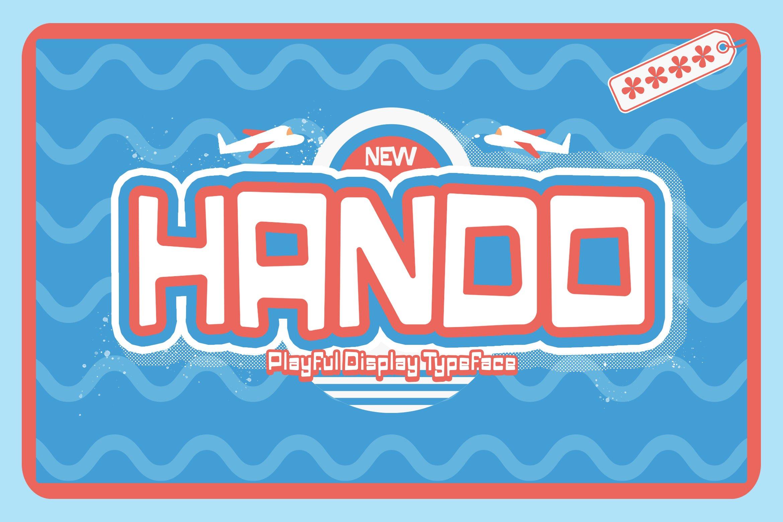 Hando example image 1
