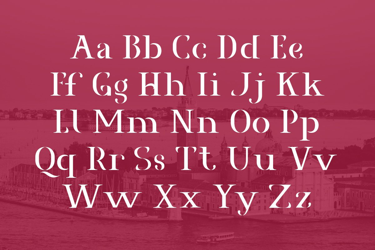 Agrasia | Serif Font example image 5
