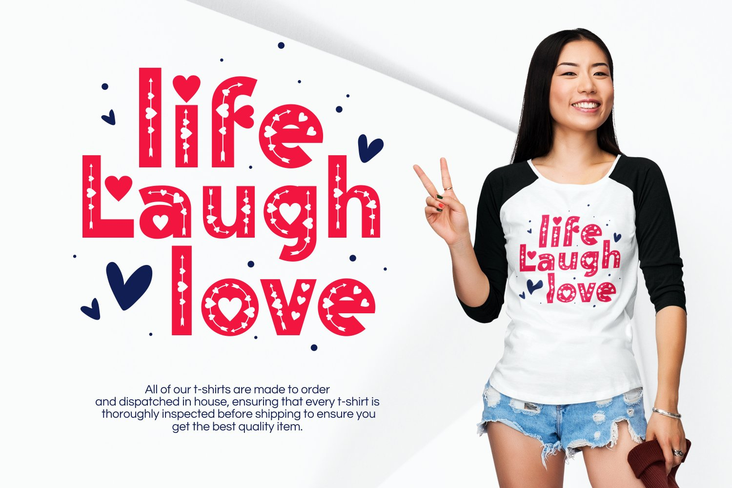 Lovely Cupid - Lovely Display Typeface example image 2