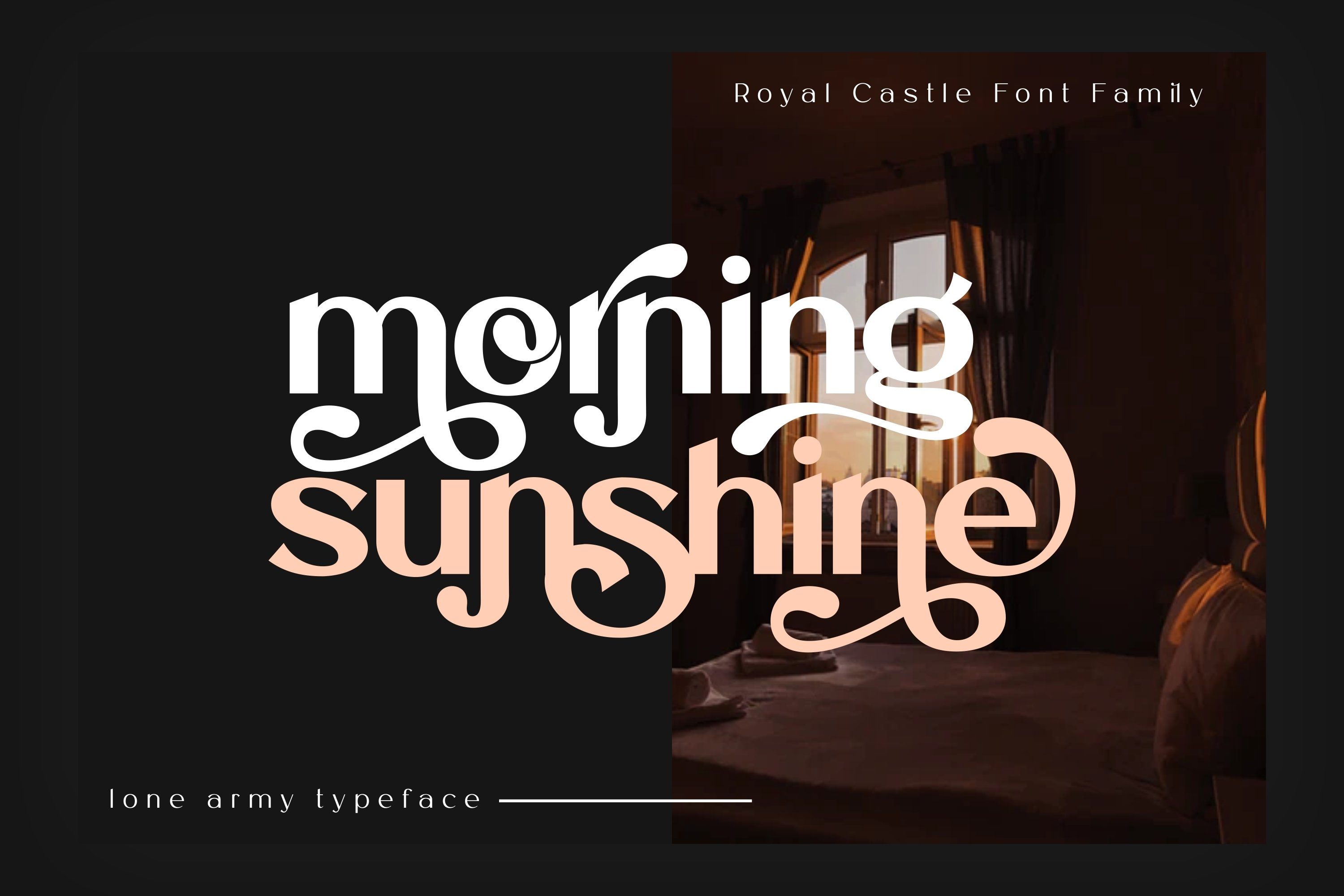 Royal Castle Font Family example image 4